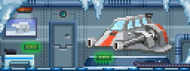 Snowspeeder Shop