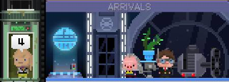 Tiny-death-star-guide-arrivals-elevator