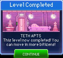 Message Teth Apts Complete