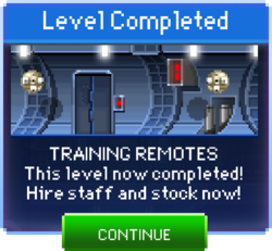 Message Training Remotes Complete