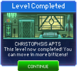 Message Christophsis Apts Complete