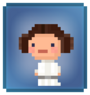 Album Leia Organa Rebel