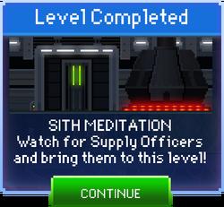 Sith Meditation Complete