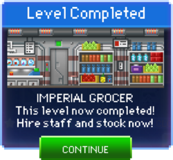 Message Imperial Grocer Complete
