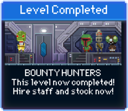 Bounty Hunters Complete
