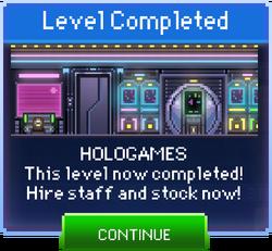 Message Hologames Complete