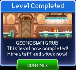 Message Geonosian Grub Complete