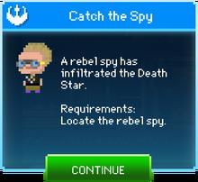 Spy Padme Fisto