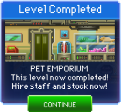Message Pet Emporium Complete