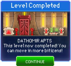Message Dathomir Apts Complete