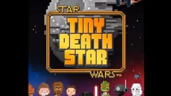Star Wars Tiny Death Star Part 18 (Roof Scenes Based on Levels)