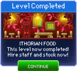 Message Ithorian Food Complete