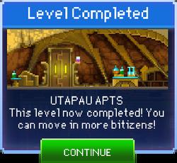 Message Utapau Apts Complete