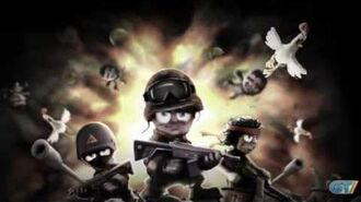 Tiny Troopers - Zombie Mode Trailer