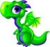 GreenDragon-Baby