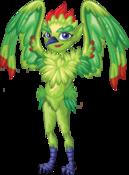Harpy-Teen