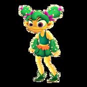 Teen Cactus Dryad