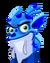 Blue Muck Monster