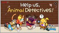 Animal Detectives