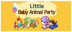LittleBabyAnimalParty