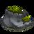Debris medium rock
