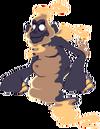 Monster phantommonster mythic adult