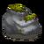 Debris big rock