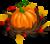 Decoration 1x1 fall pumpkinwreath tn@2x