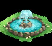 Decoration 3x3 fountain tn@2x