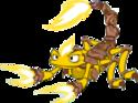 Monster magmamonster mythic adult