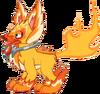 Monster firelegacy normal