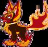 Monster firelegacy mythic