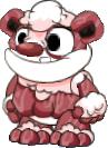 Monster snowbluffmonster mythic baby