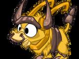 Goldstone Monster