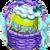 Decoration 1x1 Tundra Egg