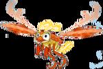 Monster flittermonster mythic teen