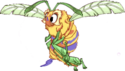 Monster buzzymonster adult