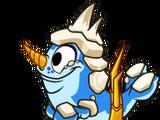 Frostbeam Monster