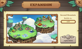 Expansion 2nd Mountain