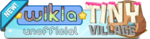 Wikia Wordmark Tinyvillage