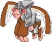 Monster windstonemonster mythic adult