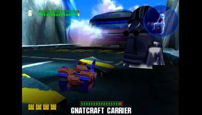 Gnatcraft carrier