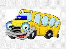 Happy the Acme Bus