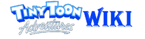 Tiny Toon Adventures Wiki Wordmark Logo