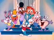 Babs,Shirley,Mary,Buster,Elmyra,Hamton,Dizzy