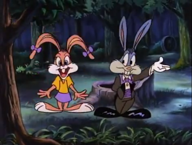 Tiny toon adventures buster dating tips