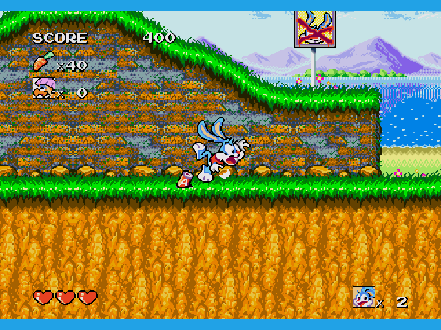 [Análise Retro Game] - TinyToons Adventures Buster's Hidden Treasure - Mega Drive/Genesis Latest?cb=20131116072513
