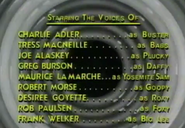 Two Tone Town credits