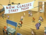 New Class Day