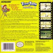 Tiny toon adventures 2 12 box back